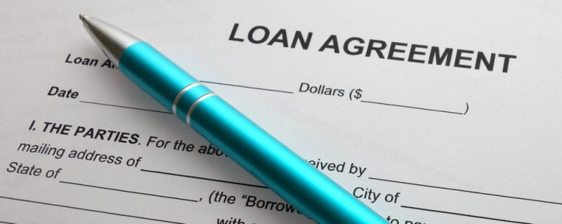 loan agreement wealth transfer