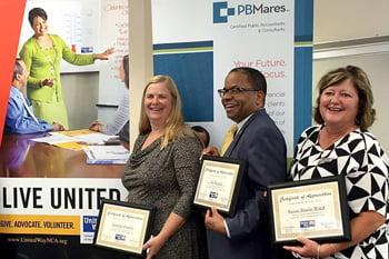 PBMares Cares - Virginia CPA firm