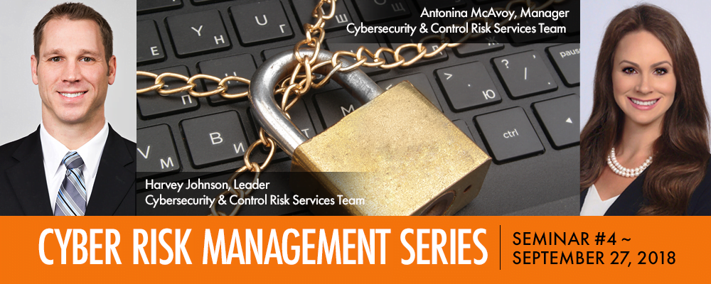 cybersecurity risk management - Norfolk CPA