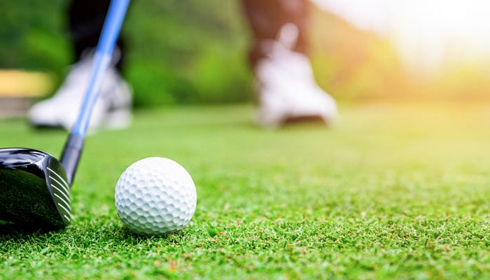 golfer on greens hospitality private clubs