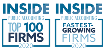 top 100 firm and fastest growing 2020