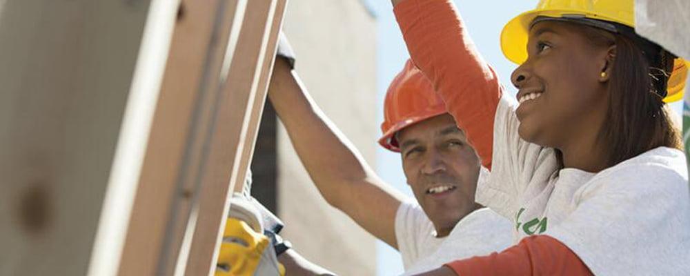 Volunteer Builders