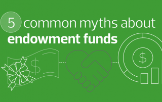 endowment fund myths pbmares