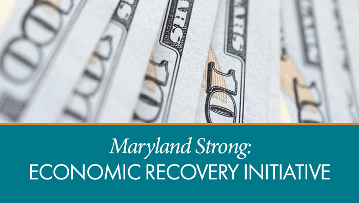 maryland strong economic recover initiative