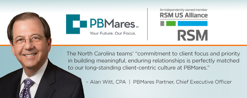 PBMares Expands Footprint into North Carolina