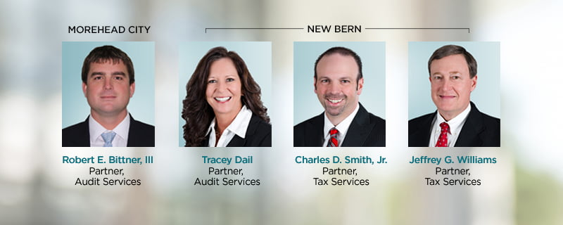 pbmares adds four partners north carolina