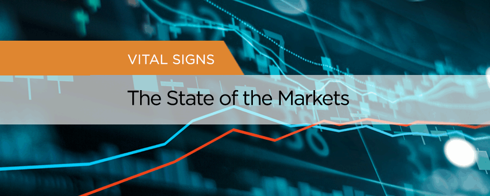 vital signs state of the markets