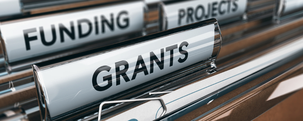 Grants, funding, projects