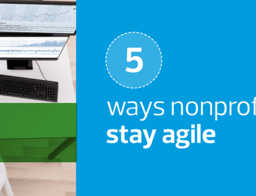5 Ways Nonprofits Can Stay Agile