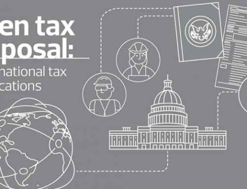 Biden Tax Plan: International Tax Implications