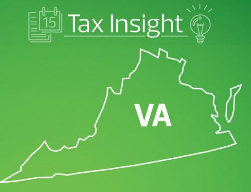 Virginia Unitary Business Report Applies to Some Exempt Organizations