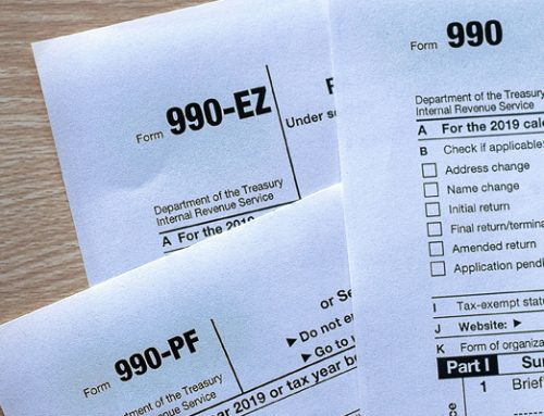 Reminder: Nonprofit Filing Deadline for Form 990 is May 17