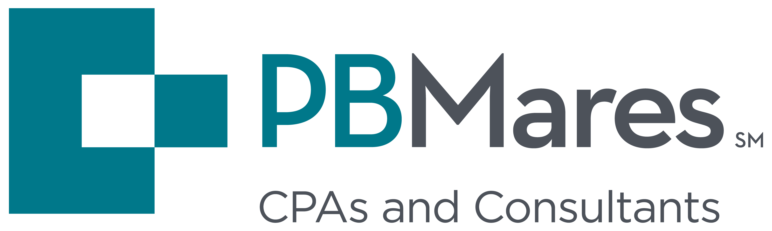 pbmares cpas and consultants logo