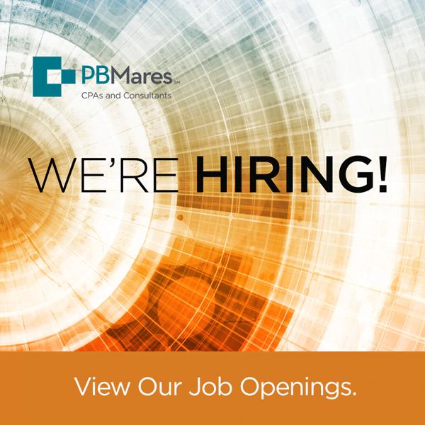 pbmares job openings careers