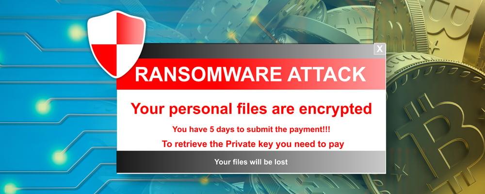 ransomeware cyber attack