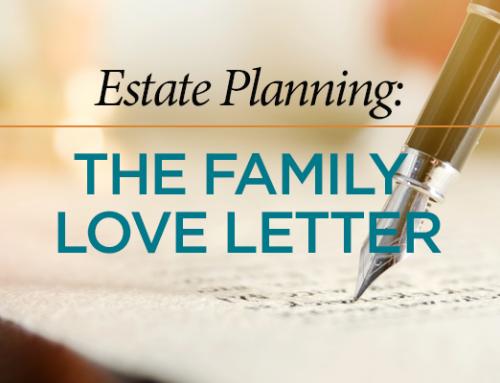 Webinar: The Family Love Letter